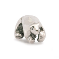 Ice Bear Sterling Silver Trollbeads