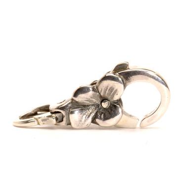 Flower Lock, Silver