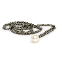 Fantasy Necklace with Pearl