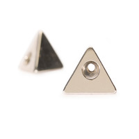Triangle, Earring Accessories