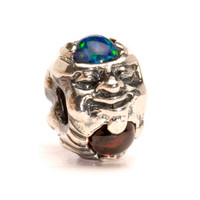 Troll With Gems Trollbeads