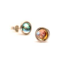 Iris Earrings, Big
