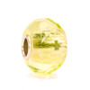 Lime Prism Glass Trollbeads