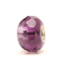 Purple Prism Glass Trollbeads