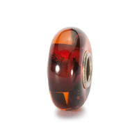 Caramel Sunset Natural Amber Trollbeads