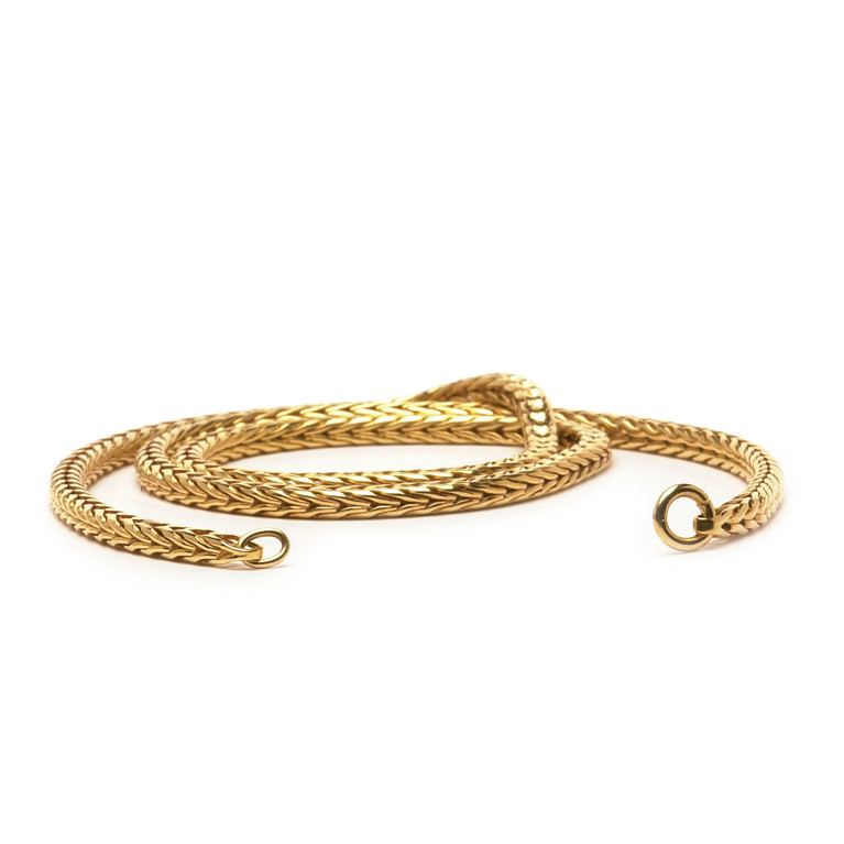 29add265084d Trollbeads 14K Gold Chain Necklaces.