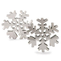 Snowflake, Earring Accessories