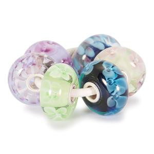 Flower Kit Glass Trollbeads