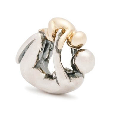Maternity In Silver and Gold