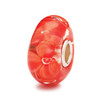 Coral Flower Glass Trollbeads group 1