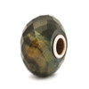 Blue Tiger Eye Faceted Stone Trollbead
