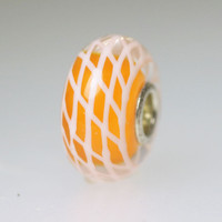 Orange Unique Trollbeads