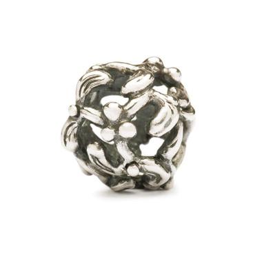 Mistletoe silver Trollbeads