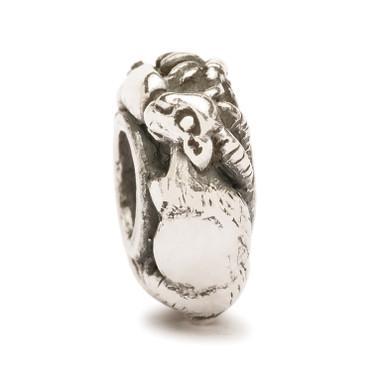 Trollbeads Goat zodiac bead