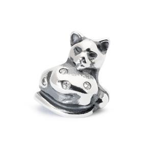 Moonlight Cat Trollbeads