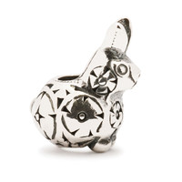 Decorative Rabbit Baby Trollbead