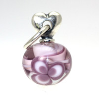 Valentine Love, Purple Trollbeads