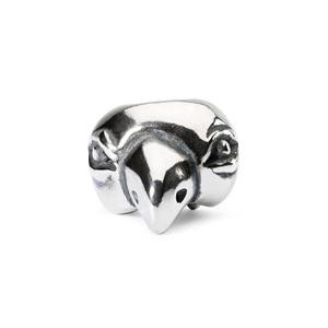 Lucky Parrot Silver Trollbeads