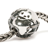 Big World Silver Trollbeads