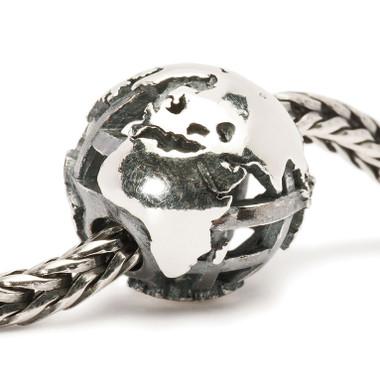 Big World Silver Trollbeads
