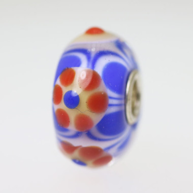 Red, white & Blue Bead