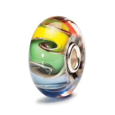 Chakra Colors Glass Trollbeads