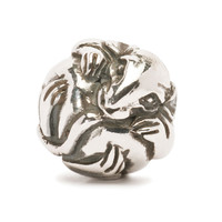 Chinese  Rat Silver Trollbeads