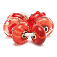 Coral Kit Glass Trollbeads