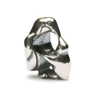 Penguin and Baby Trollbeads