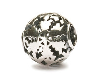 Winter Snow Silver Trollbeads
