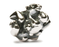 Polar Bear and Family Trollbeads