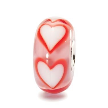 Asian Heart Bead
