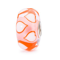 Love Symphony glass Trollbeads
