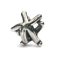 Starfish Sterling Silver Trollbeads