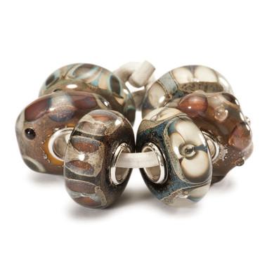 Rocky Beach Kit Glass Trollbeads