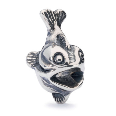 Mermaid Companion Silver Bead
