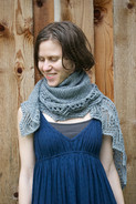 Flow Shawl Pattern HARDCOPY