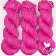 Totally Pink Artisan Sock