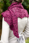 Glenora Shawl Pattern HARDCOPY