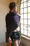 Whittingham Shawl Pattern HARDCOPY