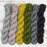 Color Play Set #3 (Artisan Sock, 6 x 150 yards each)
