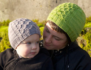 Gather Hat pattern HARDCOPY