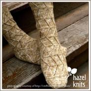 Psychedelia Sock Pattern HARDCOPY