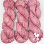 French Rose Artisan Sock