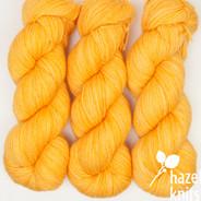 Saffron Artisan Sock