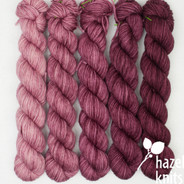 Roses Ombre' Entice set (5 x 105 yards)
