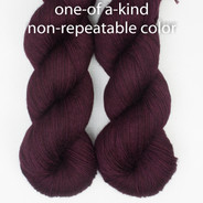 OOAK Piquant Lite - deep wine red and darkest purple