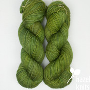 Leapin' Lizards Worsted-Aran Limited Edition Base - has marked KNOT (reduced price!)