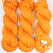 Slice Worsted-Aran Limited Edition Base - this skein has a marked KNOT (reduced price!)