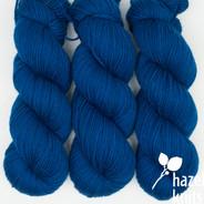 OOAK- Royal Blue Worsted-Aran Limited Edition Base